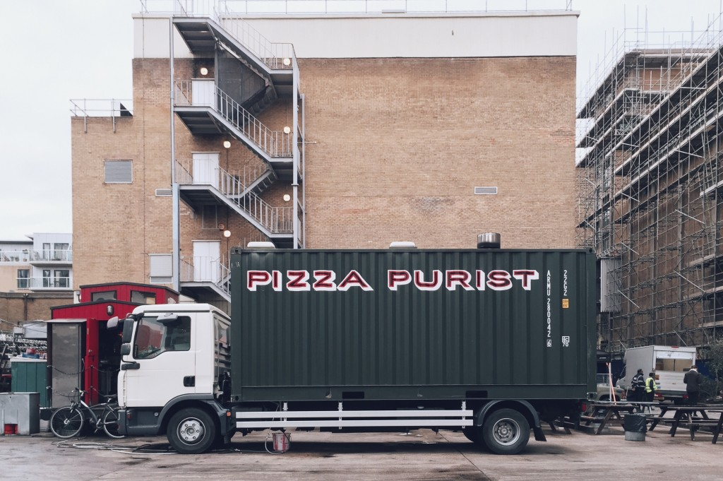 pizza purist food truck