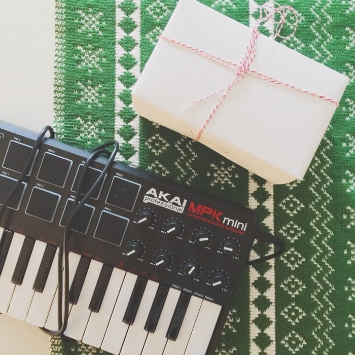 akai mini keyboard