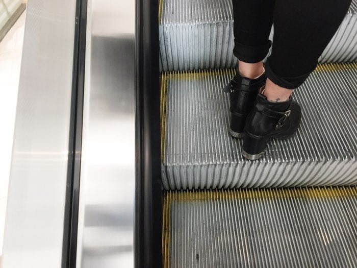 boots escalator