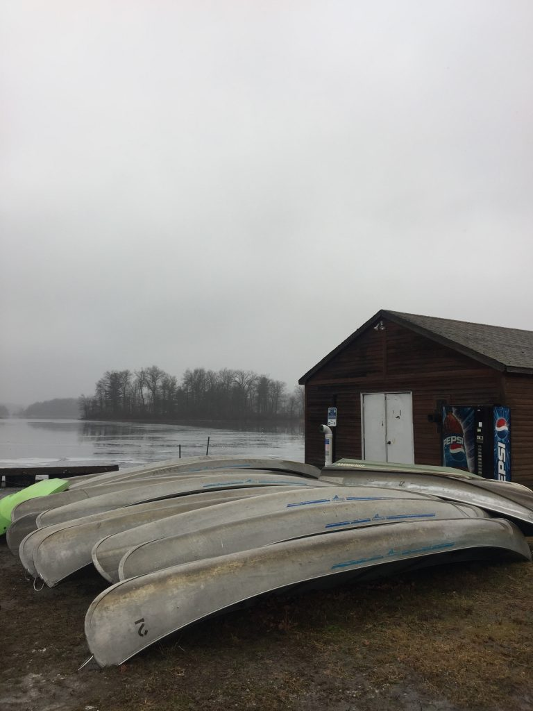 boats and boat house